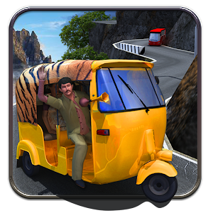 Download Tuk Tuk Hill Climbing 3D for Android