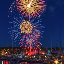 by Monica Hall - Public Holidays July 4th (  )
