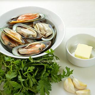 Mussels Garlic Butter Recipes