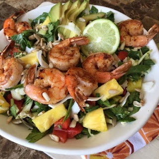 Tropical Seafood Salad Recipes