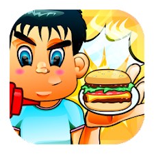 Burger Restaurant and Cooking