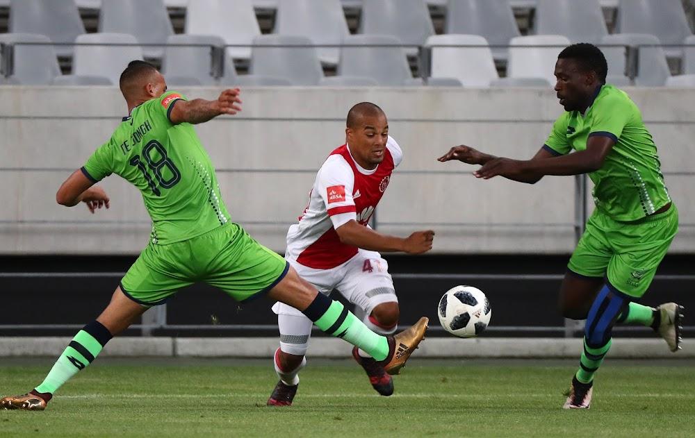 Ndoro scores on debut as Ajax sink Platinum Stars, Maritzburg thump Celtic