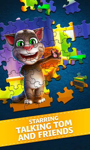Jigty Jigsaw Puzzles screenshot 1