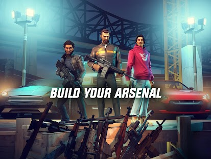 Gangstar New Orleans 1.0.0n (Mod Money) Apk + Data