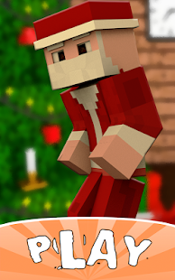Christmas Skins for Minecraft - screenshot