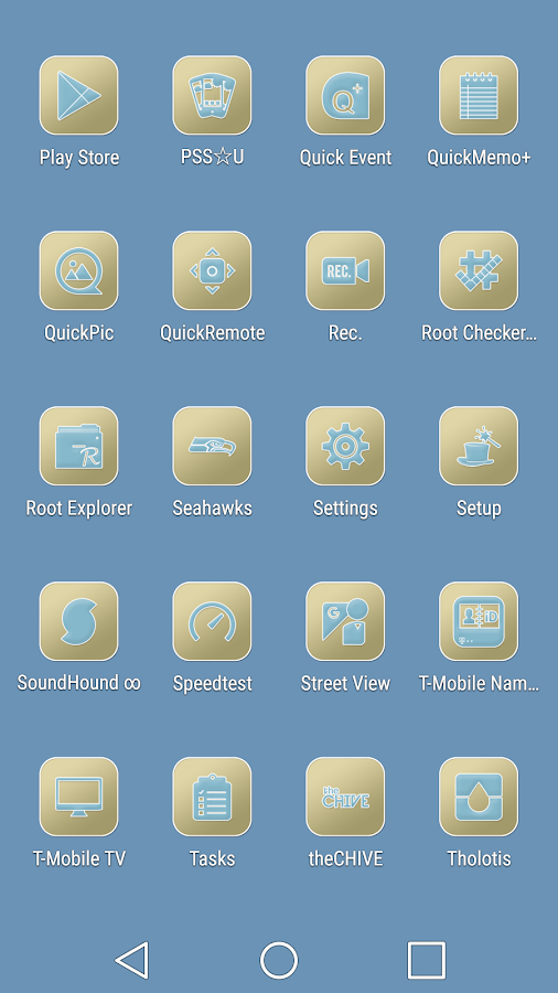 Pastel Collection 6 Icon Pack Screenshot 6