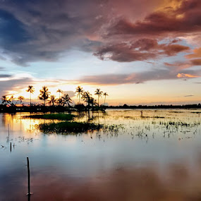 by Yulian Amin - Landscapes Waterscapes
