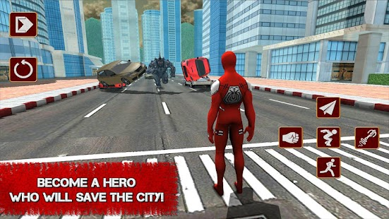 New neighbor Spider Hero PC