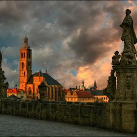 Kutná Hora by Irena Brozova - City,  Street & Park  Historic Districts