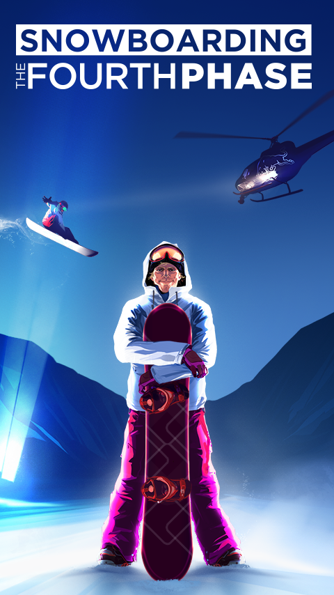 Snowboarding The Fourth Phase Screenshot 0