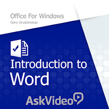 AskVideo Course For Word 2013