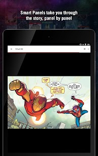 Marvel Unlimited APK for Ubuntu
