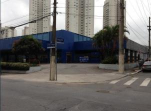 Galpão industrial para locação, Vila Leopoldina, São Paulo.