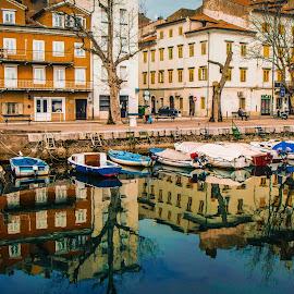 street water by Eseker RI - City,  Street & Park  Street Scenes (  )