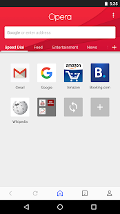 Opera-Browser – News & Suche Screenshot