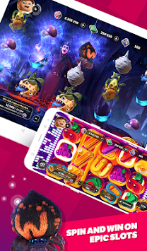 Reel Valley: Slots In The City APK screenshot thumbnail 1