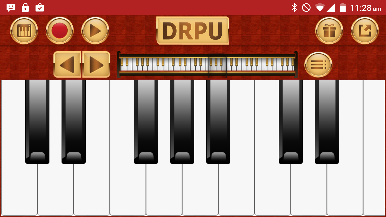 Piano Keyboard Music Pro Screenshot 0