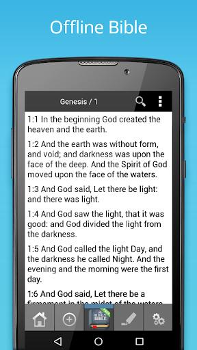King James Bible (KJV) Free screenshot 2
