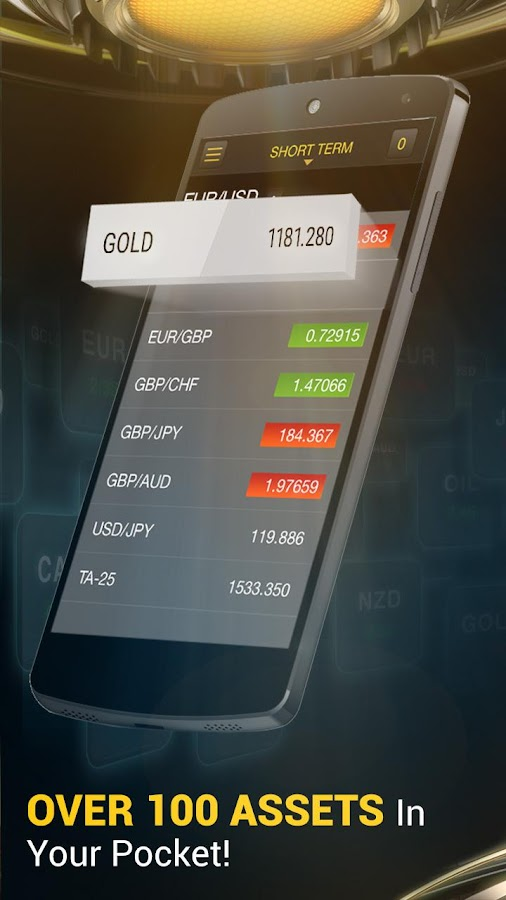 Binary Options Trading Screenshot 2