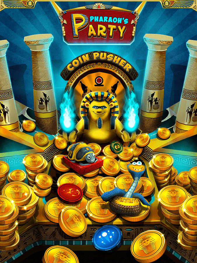 Pharaoh's Party: Coin Pusher Screenshot 11