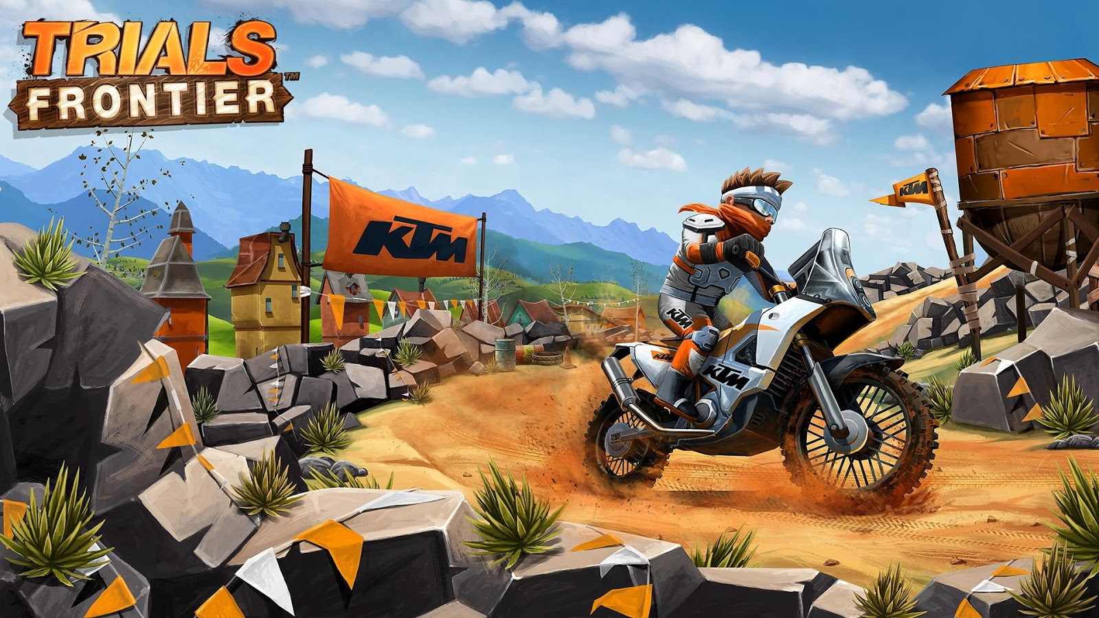 Trials Frontier Screenshot 0