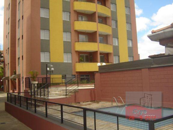 Apartamento Padrão à venda, Vila Aurora, São Paulo