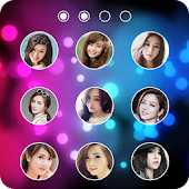 lock screen keypad photo APK for Bluestacks