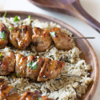 Maple Dijon Glazed Chicken Recipes