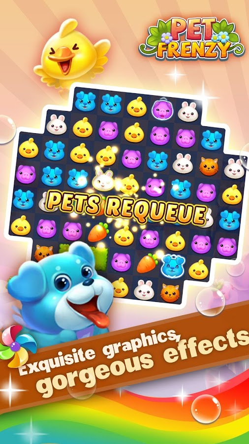 Pet Frenzy Screenshot 1