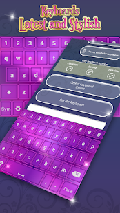 Keyboards Latest and Stylish - screenshot