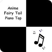 Download Piano Tap - Anime Fairy Tail APK on PC