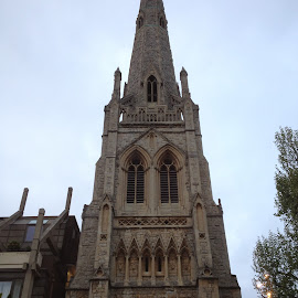 The Spire by Amber O'Hara - Buildings & Architecture Places of Worship ( england, old, spire, church, architecture,  )