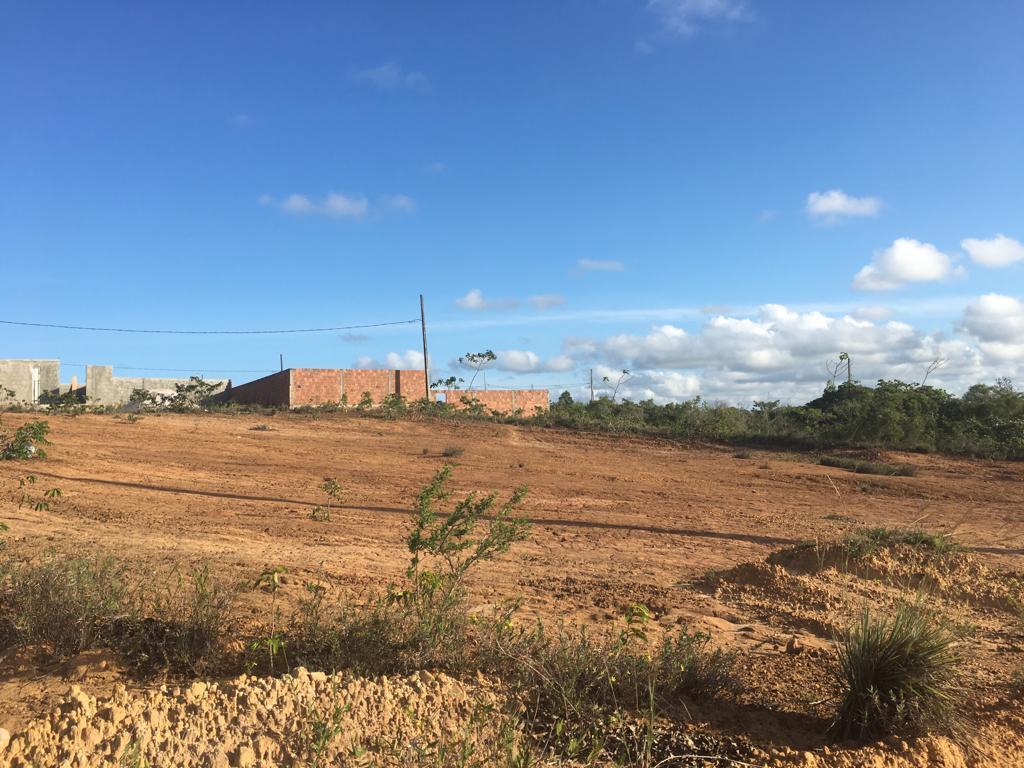 Terreno à venda, 200 m² por R$ 32.500 - Carapibus
