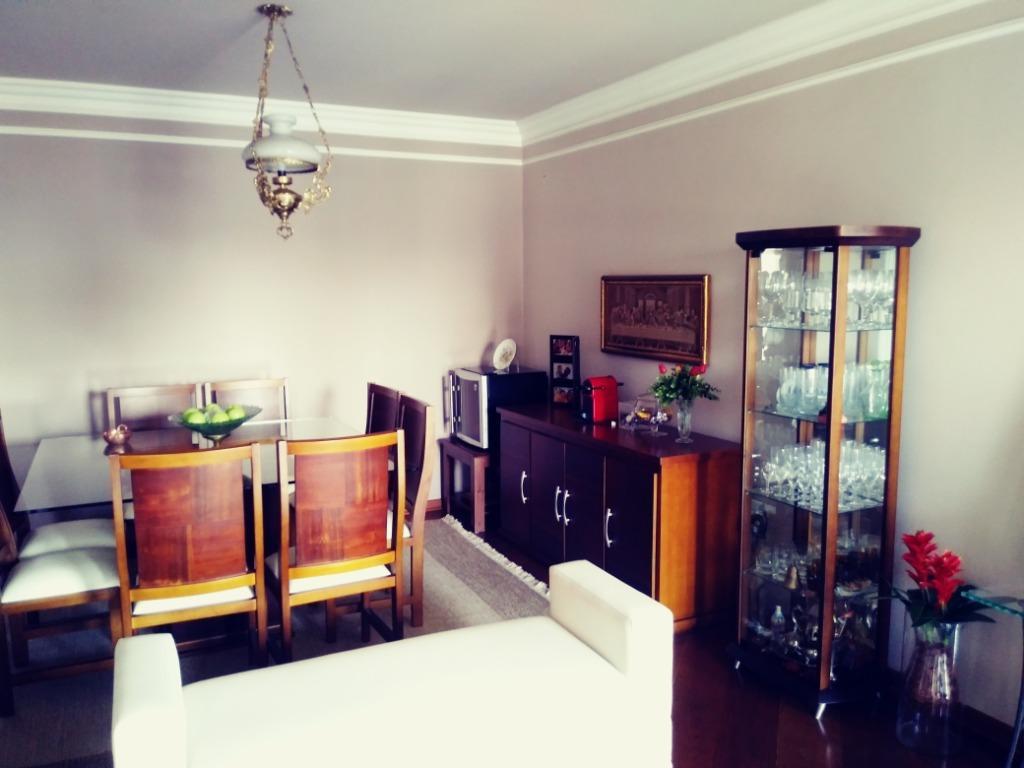 Apartamento 3 quarto(s) para  em Vila Bastos/SANTO ANDRE
