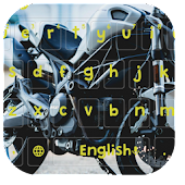App cool motorcycle keyboard theme APK for Windows Phone