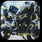 cool motorcycle keyboard theme APK for Ubuntu