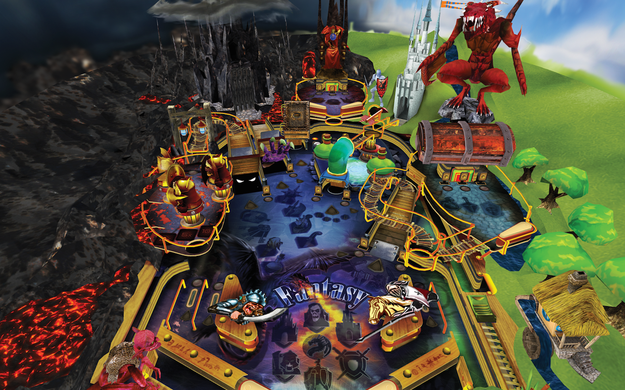 Pinball HD Screenshot 15