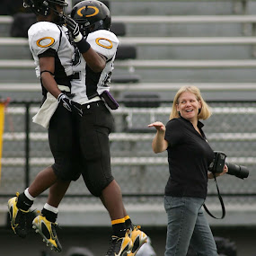 Fan by Eric Smith - Sports & Fitness American and Canadian football