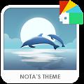 App Dolphin Xperia Theme APK for Kindle