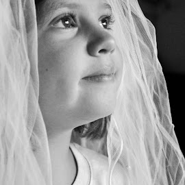 Joy by Jodie Lindbo - Babies & Children Children Candids ( love, black and white, joy, candid, portrait )