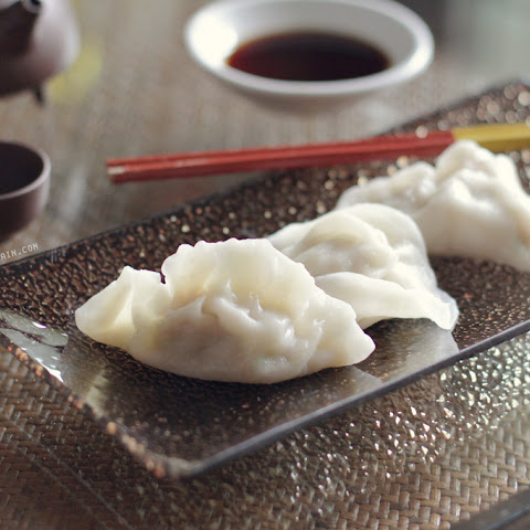 Pork & Napa Cabbage Water Dumplings
