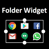 App Foldery Multicon Folder Widget apk for kindle fire