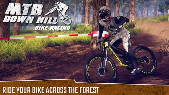 MTB Downhill Bike Simulator for pc