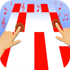 Piano Tiles Tap Red Tile
