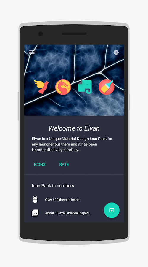 Elvan - Icon Pack (Beta) Screenshot 7