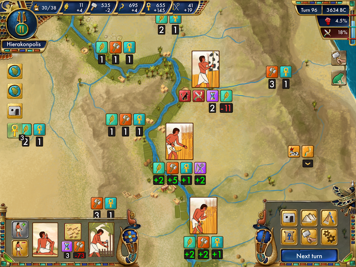 Predynastic Egypt Screenshot 11