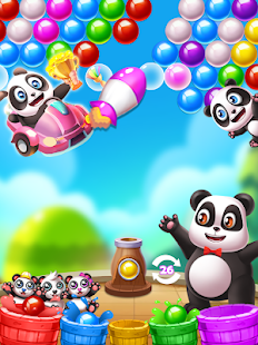 Panda Bubbles Hunter