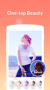 Selfie Camera - Beauty Camera & Photo Editor- screenshot