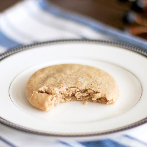 Healthy Soft Sugar Cookies