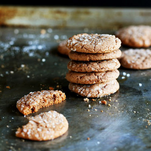 Easy Ovaltine Sugar Cookies